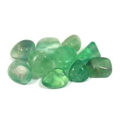 Fluorite Tumble Stones (20-25mm) - Single Stone -- Haven't you heard that you can find more discounts at this image link : Beauty products 99 cent