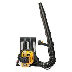hitachi gas leaf blower. cub cadet 41ar2peg912 27cc 2-cycle medium-duty gas backpack leaf blower hitachi