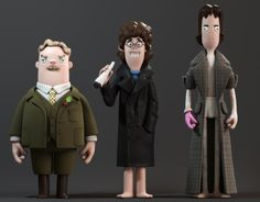 Withnail and I by Kibooki