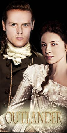 Jamie and Claire poster….I don't know if this is fan art, or a poster for season 2, so I posted it on Fan Art.
