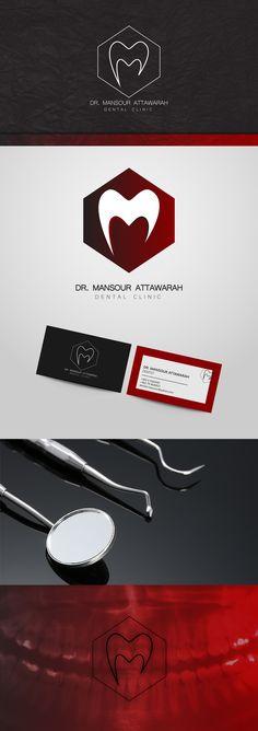Dental Clinic Graphic Design. #Dentist #Logo
