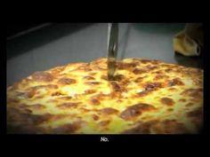 Encomendar uma pizza e receber fome na entrega