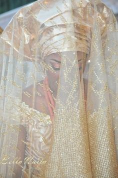 Seun Maduka & Damola Adegoke Traditional Wedding