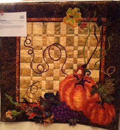 DK Quilt Guild: Autumn Quilts~Photo Diary