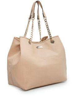 Chain shopper bag #Mango #SS14 #Accessories