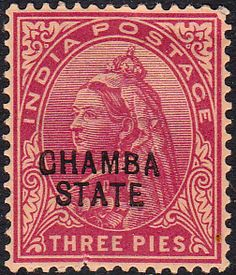 India 1865 Queen Victoria SG 22 Fine Used Scott 15b Other Indian Stamps HERE