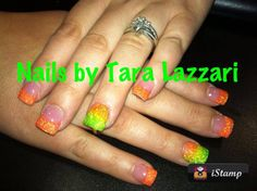 Nails by Tara Lazzari Sugar n Spice Salon Butte, MT 59701