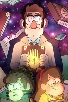 Gravity Falls Season 3 Poster