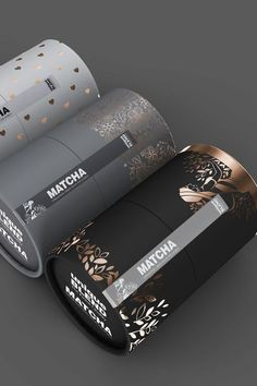 Tube Packaging Design by Design Coffers Luxury Packaging, Food Packaging Design, Coffee Packaging, Bottle Packaging, Beauty Packaging, Packaging Design Inspiration, Brand Packaging, Packaging Ideas, Product Packaging Design