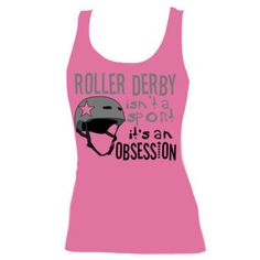 roller derby obsession