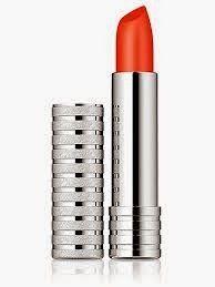 Makeup: Clinique Long Last Soft Matte Lipstick in Matte Ma...