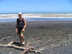 Kai Iwi Beach itt: Wanganui, Manawatu-Wanganui
