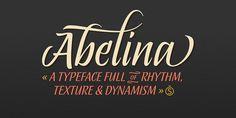 Font dňa – Abelina (zľava 30%, 36,39€) - http://detepe.sk/font-dna-abelina-zlava-30-3639e/