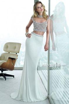 sexy white dress.