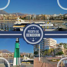 Desde aquí podrás aprender a remar en kayak, coger un barco para visitar la isla de #Benidorm o realizar alguna excursión marítima con visión submarina