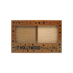 Hollywood Bronze Glow Kontür Palet