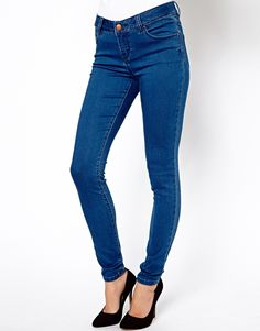 New Look | New Look Supersoft Skinny Jean at ASOS