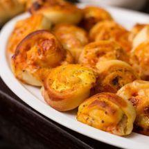 Ma recette du jour : Roulés feuilletés thon et fromage sur Recettes.net