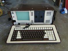 Zorba Portable Computer (CP/M) circa Computers, Objects, Tech, Ebay, Vintage, Tecnologia, Technology, Primitive