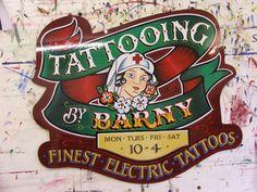 Tattoo anyone? | Osborne Signs