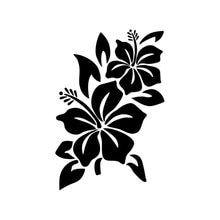 Stencil Patterns, Stencil Art, Stencil Designs, Simple Flower Drawing, Flower Art, Doodle Art Drawing, Art Drawings, Art Floral, Flower Patterns
