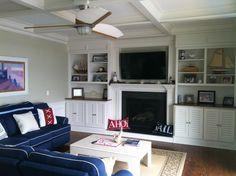 nautical living room decorating ideas