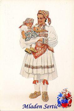 Image result for hrvatske narodne nosnje pokuplje