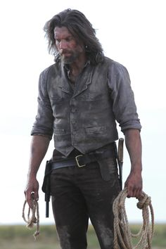 "Anson Mount in Hell on Wheels from ""Blood Moon Rising"""