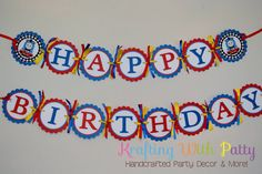 Hey, I found this really awesome Etsy listing at https://www.etsy.com/listing/110577825/thomas-the-train-happy-birthday-banner