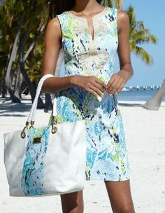 Lilly Pulitzer Janice Shift Dress in Lets Cha Cha