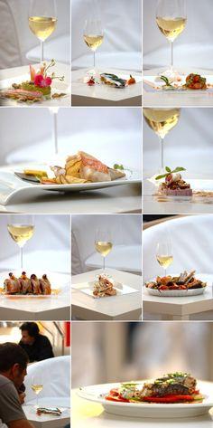 Peixe em Lisboa, vinhos e muitos chefs [2011]