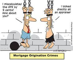 Mortgage Origination Crimes