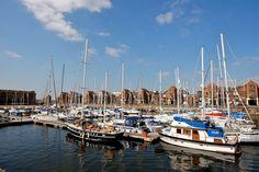 Liverpool Marina - Liverpool, UK