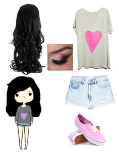 """""""✨""""Chibis"""" In Real Life #8✨"""" by ashleyneedstoshutup on Polyvore featuring art"""