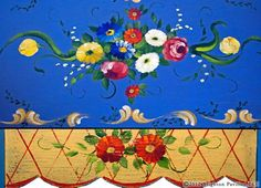Hand Painted Furniture - Piece of the Week