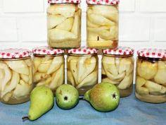 Körtebefőtt télire tartósítószer nélkül   NOSALTY Apple, Fruit, Vegetables, Food, The Fruit, Veggies, Veggie Food, Meals, Vegetable Recipes