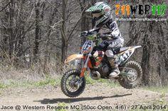 Jace Walters #117 @ Western Reserve Mc (50cc Open, 4-6) - 27 April 2014  #WaltersBrothersRacing #711WBR117 #Motocross #MX #AnySportHeroCards #AXO #BrapCap #DT1Filters #DunlopTires #EKSBrandGoggles #FafPrinting #Kalgard #K3offroad #MikaMetals #MotoSport #RiskRacing #SlickProducts #SpokeSkins #StepUpMX #dirtbike #KTM #MiniAventure #KTM50 #50cc #Walters #Brothers #Racing #Jace #CRA #WesternReserve
