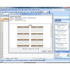 How to Create a Calendar in Microsoft Excel