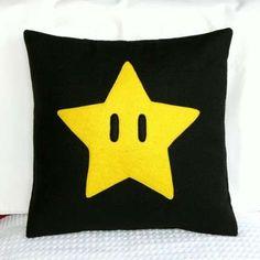 mario pillow