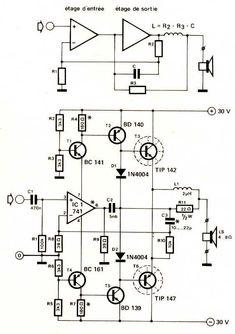 Electronics Basics, Electronics Components, Electronics Projects, Electronics Gadgets, Diy Guitar Amp, Hifi Amplifier, New Electronic Gadgets, Power Supply Circuit, Audio Design