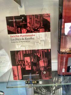 """""""La chica de Kyushu"""" de Seicho Matsumoto. Asteroide"""