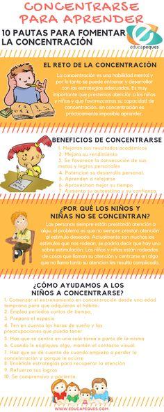 Infografías educativas Imágenes educativas para niños con temas escolares y para padres y docentes con temas y consejos para la educación de nuestros hijos.Infografias educativas