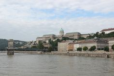 The Royal Palace as seen while sailing into Budapest on the Danube. http://www.tipsfortravellers.com/uniworld-budapest/ @Uniworld Boutique River Cruises @titantraveluk #exploreuniworld #titantraveluk #budapest