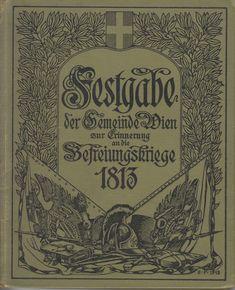 1913 Festgabe der Gemeinde Wien zur Erinnerung an die Befreiungskriege 1813 Whiskey Bottle, Ebay, Communities Unit, Memories