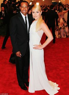 Tiger Woods - girlfriend