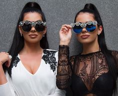 Coming out on Sunday!! #sunglasses #baduratwinsxfgb @fgb_official #twins #matching Pic by @the.banker