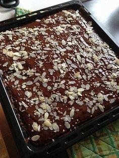 Schokoladentraum-Blechkuchen, ein schmackhaftes Rezept aus der Kategorie Kuchen. Bewertungen: 316. Durchschnitt: Ø 4,6.