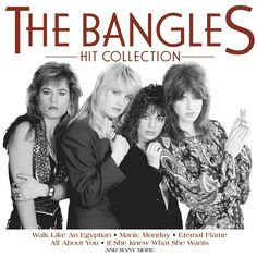 """Best Album """"The Bangles Hit Collection"""" 2007"""