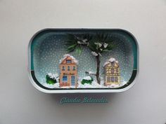 Altered Tins, Carpentry, Paper Cutting, Repurposed, Upcycle, Diy And Crafts, Lunch Box, Projects, Recipes
