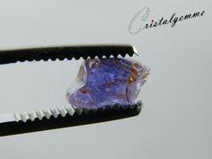 Cristal de Tanzanite de 2.60 carats